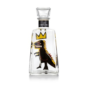 1800 Tequila Pays Tribute to Jean-Michel Basquiat