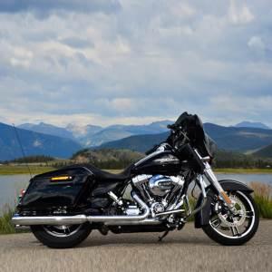 Harley-Davidson Project Rushmore 2014