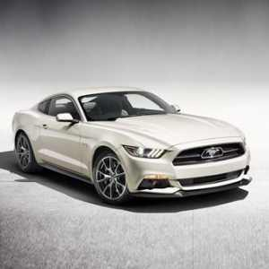 Ford Mustang 50 Year Limited Edition: 50 Years Young!