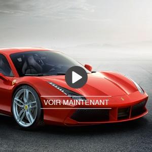 Ferrari 488 GTB 2016, les mots ne suffisent pas