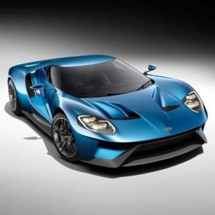 2017 Ford GT, Celebrating a Legend
