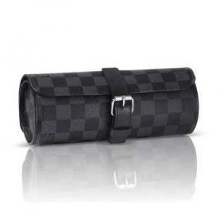 Louis Vuitton 3 Watch Case, Ideal for Travel