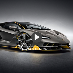 Centenario, Lamborghini's Newest and Most Powerful Supercar