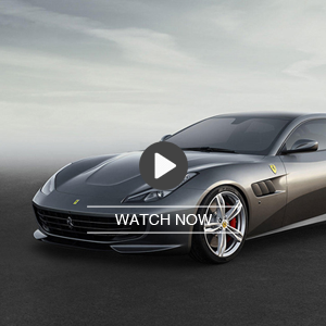 GTC4Lusso, Ferrari's New Grand Tourer