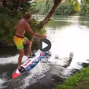 Jetsurf Motorized Surfboard