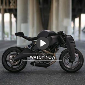 Ronin Motorcycle, by Ronin Motorworks