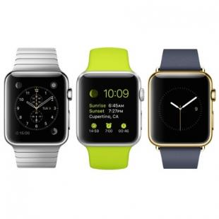Montre intelligente Apple Watch