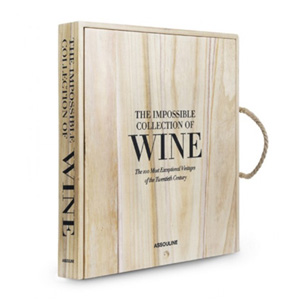 The Impossible Collection Of Wine, A Book by Enrico Bernardo