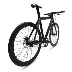 Vélo furtif B-9 NH Black Edition
