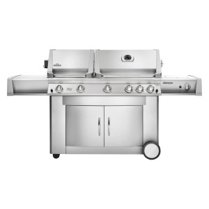 Prestige Twin-Head BBQ by Napoleon