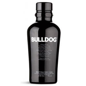 London Dry Gin BULLDOG