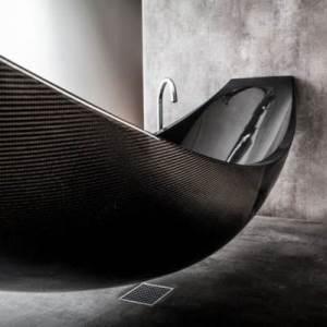 Splinter Works présente Vessel, la baignoire suspendue
