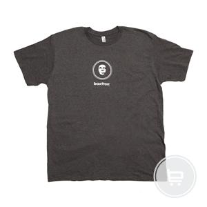 T-shirt avec logo Baxtton