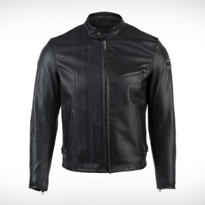 Limited-Edition 60-Year Motorcycle Jacket, by Bell and Schott