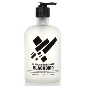 Blackbird Black Licorice Hand Soap