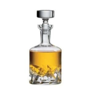 Carafe à whisky biseautée de Ravenscroft