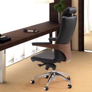Chaise Chairman, par Zuo Modern