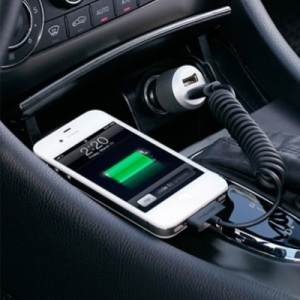 Just Mobile Highway Pro Twin-Slot In-Car Charger