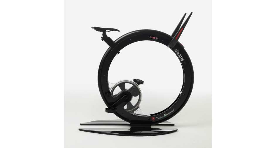 Tonino Lamborghini Stationary Bike by Ciclotte