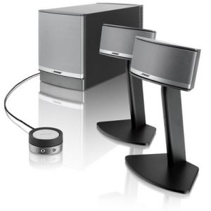 Companion 5 Multimedia Speakers by Bose