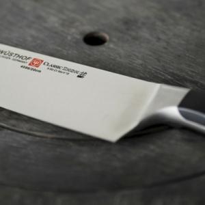 Wüsthof, de bons (et beaux!) couteaux...