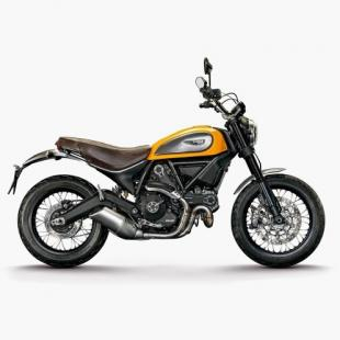 Ticket to Hip: Ducati Scrambler