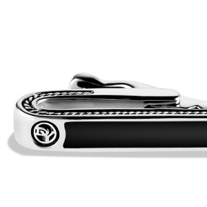 David Yurman Tie Bars