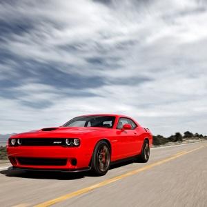 2015 Dodge Challenger SRT Hellcat, Heart Medication Required