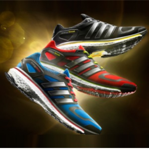 Energy Boost Running Shoes by Adidas