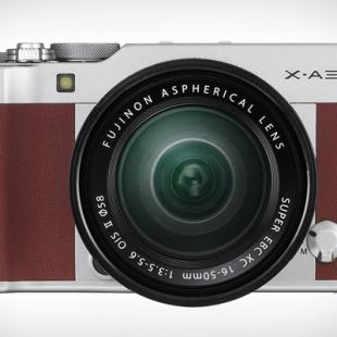 Fujifilm X-A3 Digital Camera