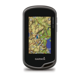 GPS de course en montagne Garmin Oregon 650