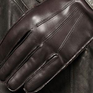 Les gants en cuir Nappa de John Varvatos