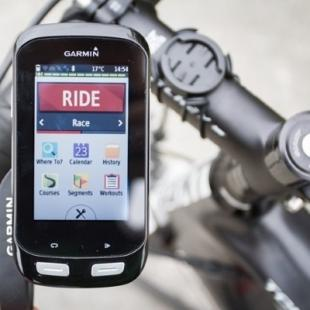 Garmin Edge 1000 High-Performance GPS Bicycle Computer