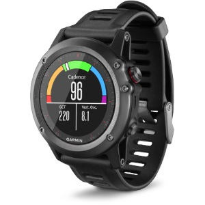 Montre intelligente stylisée Garmin Fénix 3