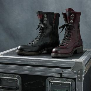 Gibbons Vintage Lace Boot, by John Varvatos
