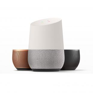 Google Home, Always There to Help