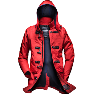 Manteau de toile Ask, par Helly Hansen