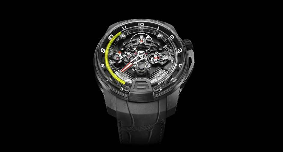 HYT H2 Watch – Liquid time