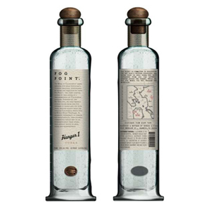 Fog Point Limited-Edition Vodka, by Hangar 1