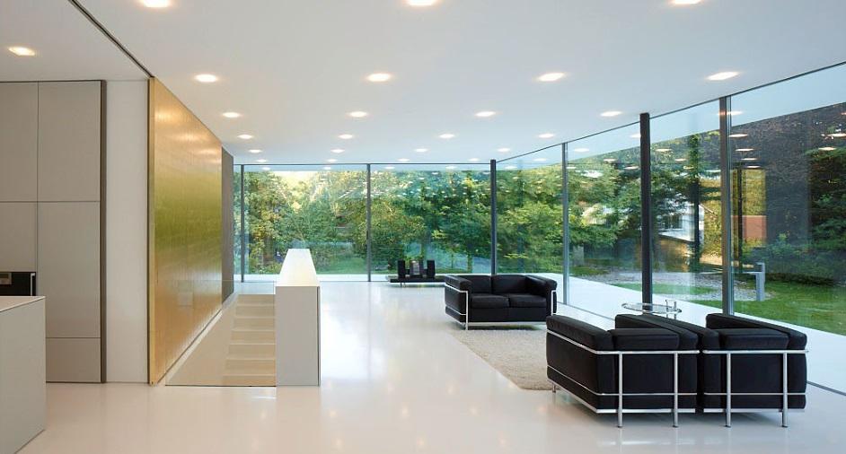 Haus D10, by Werner Sobek