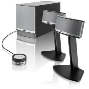 Haut-parleurs Companion 5 de Bose