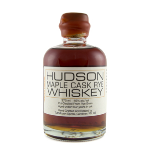 Rye Whisky Maple Cask, de Hudson