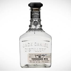 Jack Daniel's Unaged Tennessee Rye, the White Whisky