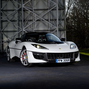 A Unique Edition of the Lotus Evora Sport 410 to Commemorate the Esprit S1