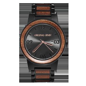 Jim Beam Black Original Grain Limited Edition Watch
