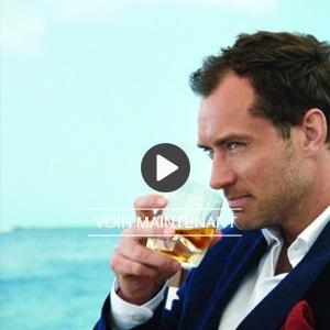 Une expérience rarissime avec le whisky Johnnie Walker Blue Label