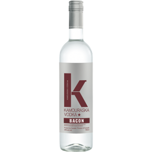 Kamouraska Bacon Vodka