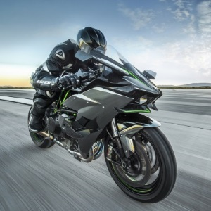 Kawasaki H2R: Supercharged and Restricted
