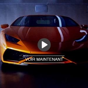 La Lamborghini Huracán LP 610-4, en avance sur son temps