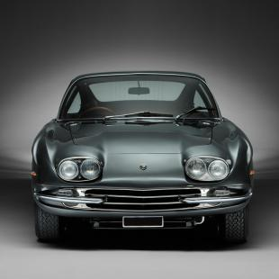 1968 Lamborghini 400 GT, Right-Hand Drive